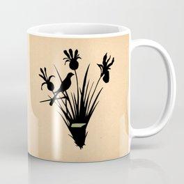 Tennessee - State Papercut Print Coffee Mug