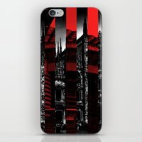 milan iPhone & iPod Skins featuring Milan by James Campbell Taylor