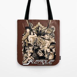 J-LEAGUE - Japanese Special Force Tote Bag