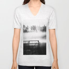 Bewitching Morning  Unisex V-Neck