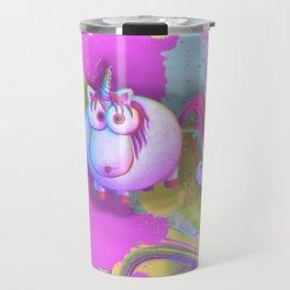 Rainbow Goobicorn Travel Mug