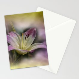 the smell of summer Stationery Cards