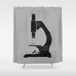 Microwave Shower Curtain