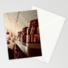 Kitchen Reflections - Loire Valley, France Stationery Cards