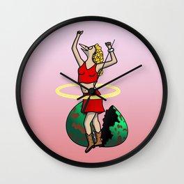 The Num Nums - Kenzi Wall Clock