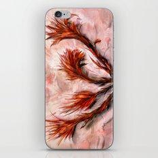The Fireflowers iPhone & iPod Skin