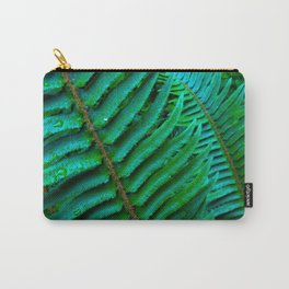 Flowing Ferns Carry-All Pouch