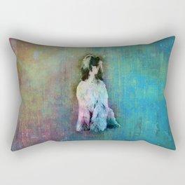 Afghan Hound  Sketch Paint Rectangular Pillow