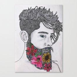 Toxic Masculinity Canvas Print
