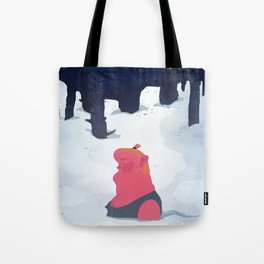 the age of curious Tote Bag