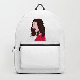 Sad Girl 1 Backpack