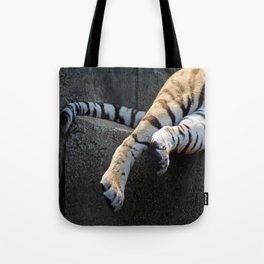 Treacherous Tease Tote Bag