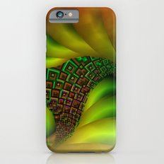 fractal fan -2- iPhone 6s Slim Case
