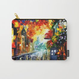Starry Tardis Night Carry-All Pouch