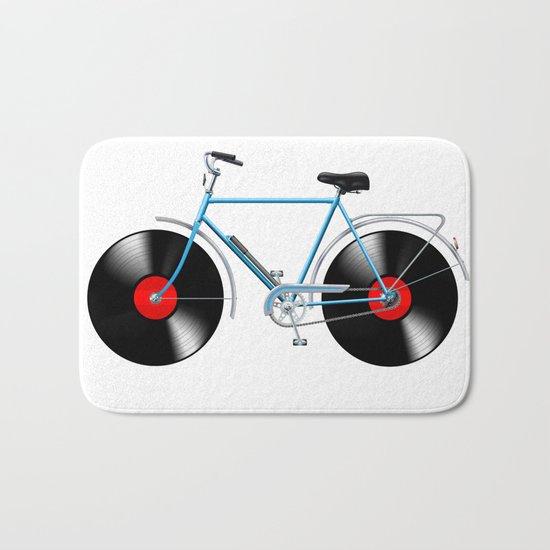 Simphony Bike Bath Mat