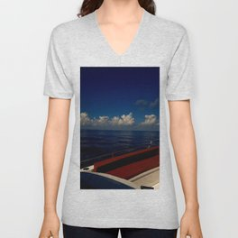 Richness Unisex V-Neck