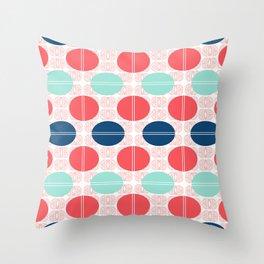 SPOTTING SPRING Throw Pillow