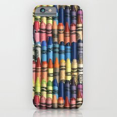neverending box of crayons Slim Case iPhone 6s