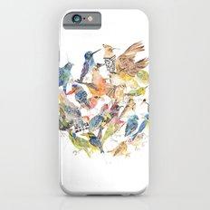 Bird Circle Slim Case iPhone 6s