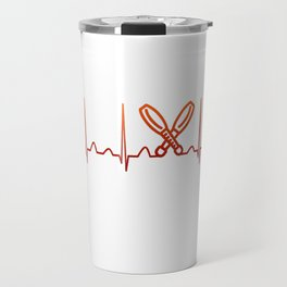 Juggling Heartbeat Travel Mug