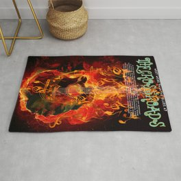 At the Crossroads Mythology Rug