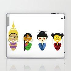 Asian Dolls Laptop & iPad Skin