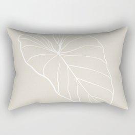 Leafy Boy  Rectangular Pillow