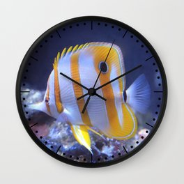 Lonely Fish Wall Clock