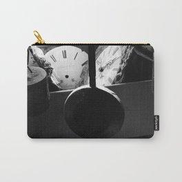 Time stopped / Temps arrêté Carry-All Pouch