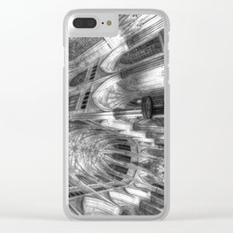 St Patrick's Cathedral Manhattan New York Clear iPhone Case