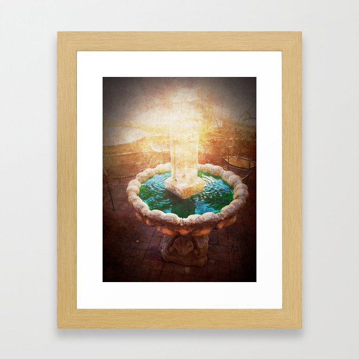 Lucky Framed Art Print