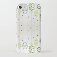 deco iPhone & iPod Cases featuring Holidays Deco by Elena Indolfi