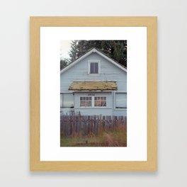 vancouver island, canada Framed Art Print