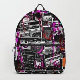 Ghetto Blaster 2 Royal Sain Backpack