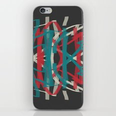 It's Not BLK iPhone & iPod Skin