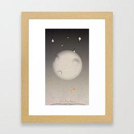 Let's Fly Away Framed Art Print