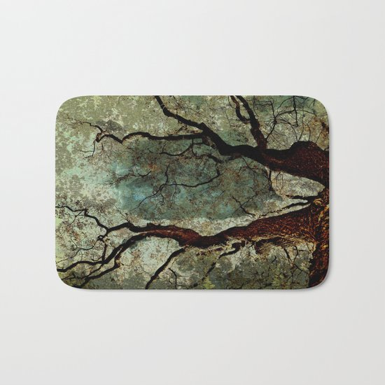Tree Of A Thousand Thoughts Bath Mat