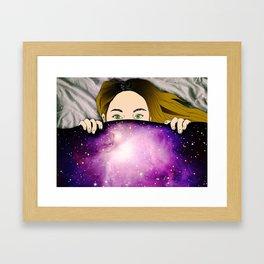 Despierta Framed Art Print