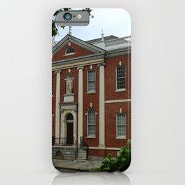Old Town Philadelphia iPhone Case