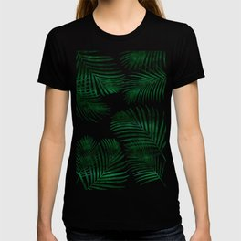 Tropical Palm Leaf T-shirt