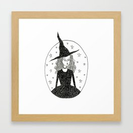 Witchsona Framed Art Print