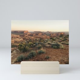 Monument Valley Morning Mini Art Print