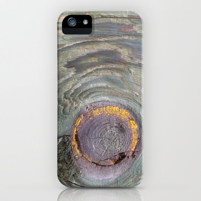 Materia 8 - Wood iPhone Case