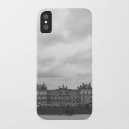 Cloud cover iPhone Case