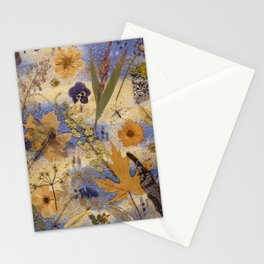 Woods and Dragonfly Stationery Cards