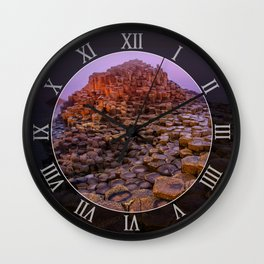 When the sun raises Wall Clock