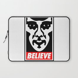 Believe - Sherlock Laptop Sleeve