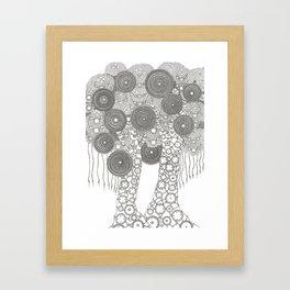 Wishing Trees Framed Art Print