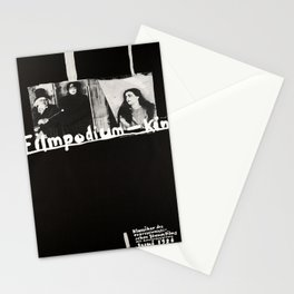 deco filmpodium kino switzerland Stationery Cards