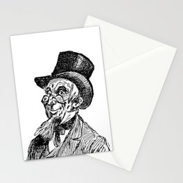 Hat 2 Stationery Cards